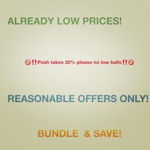 ⭐️💯 LOW PRICES 💯⭐️